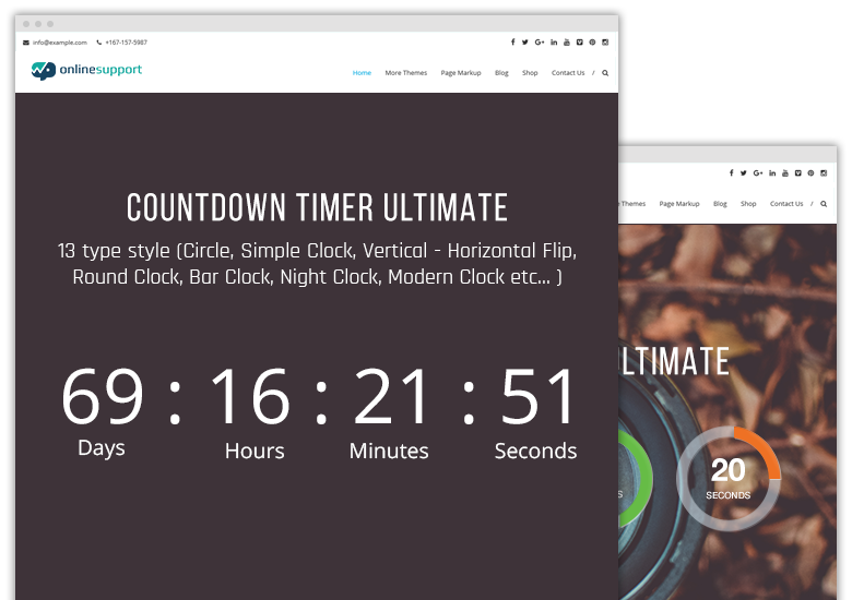 Countdown Timer Ultimate Pro